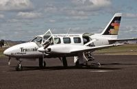 Photo: Tranzair, Piper PA-31 Navajo, ZK-NCA