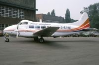 Photo: British Aerospace, De Havilland DH-104 Dove, G-ARBE