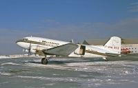 Photo: Millardair, Douglas DC-3, CF-WCN