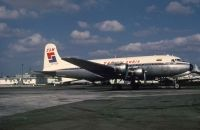 Photo: SAM Colombia, Douglas DC-4, HK-528