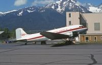 Photo: Central Mountain Air, Douglas DC-3, C-FAAM