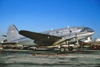Photo: Butte Knitting Mills, Curtiss C-46 Commando, N9890Z