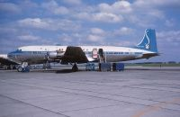Photo: Sabena - Belgian World Airlines, Douglas DC-6, OO-SDQ