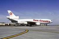 Photo: Sun Country Airlines, McDonnell Douglas DC-10-10, N907WA