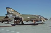 Photo: United States Air Force, McDonnell Douglas F-4 Phantom, 75636