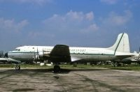 Photo: Seagreen Air Transport, Douglas DC-4, VP-LIY