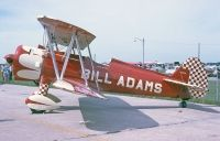 Photo: Bill Adams, Stearman N2S-3, N53234