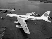 Photo: Pan American Airways, Boeing 707-100, N707PA