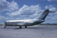 Photo: Trans Texas Airlines - TTA, Douglas DC-9-10, N1306T