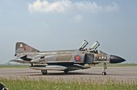 Photo: Royal Air Force, McDonnell Douglas F-4 Phantom, XV111