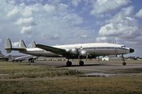 Photo: Central American Airways, Lockheed Super Constellation, N74CA