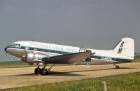 Photo: British Midland Airways, Douglas DC-3, G-ANTD