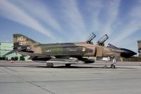 Photo: United States Air Force, McDonnell Douglas F-4 Phantom, 66-277