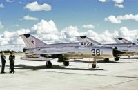 Photo: Russian Air Force, MiG MiG-21, 38