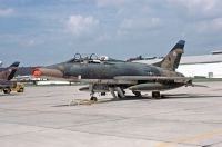 Photo: United States Air Force, North American F-100 Super Sabre, 56-3726