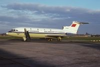 Photo: CAAC, Hawker Siddeley HS121 Trident, G-BAJH