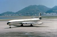 Photo: Malaysian Airways, De Havilland DH-106 Comet, G-APPL