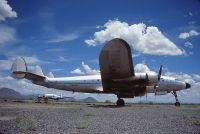 Photo: Untitled, Lockheed Constellation, N608AS