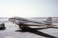 Photo: Northeast, Douglas DC-3, N44992