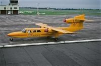Photo: Aurigny Air Services, Britten-Norman BN-2A Mk3 Trislander, G-XTOR