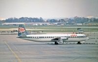 Photo: BEA - British European Airways, Vickers Vanguard, G-APER