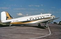Photo: Air Works India, Douglas DC-3, VT-CGA