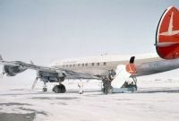 Photo: Alaska Airlines, Lockheed Super Constellation, N7316C