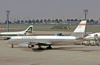 Photo: Spantax, Convair CV-990 Coronado, EC-BZO