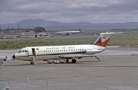 Photo: Philippine Airlines, BAC One-Eleven 400, PIC-1131