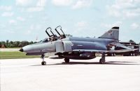 Photo: United States Air Force, McDonnell Douglas F-4 Phantom, 72-168