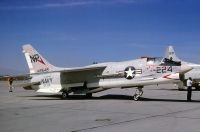 Photo: United States Navy, Vought F-8 Crusader, 148648