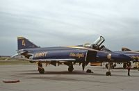 Photo: United States Air Force, McDonnell Douglas F-4 Phantom, 153079