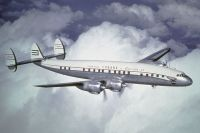 Photo: Cubana, Lockheed Constellation