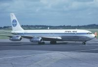 Photo: Pan Am, Boeing 707-300, N897PA