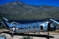 Photo: United States Air Force, Piasecki H-21 Workhorse/Shawnee