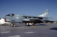 Photo: United States Navy, LTV A-7 Corsair II, 158825