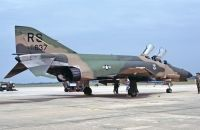 Photo: United States Air Force, McDonnell Douglas F-4 Phantom, 74-1637