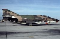 Photo: United States Air Force, McDonnell Douglas F-4 Phantom, 69-219