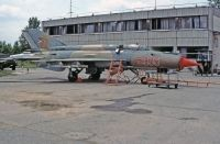 Photo: Hungary - Air Force, MiG MiG-21, 6305