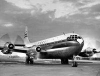 Photo: BOAC - British Overseas Airways Corporation, Boeing 377 Stratocruiser, G-ANGK