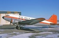 Photo: Air Dale Ltd., Douglas DC-3, C-FWGO