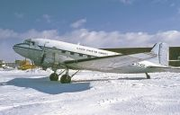 Photo: Ilford Riverton Airways, Douglas DC-3, CF-CQT