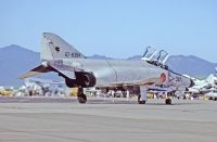 Photo: Japanese Air Self Defence Force, McDonnell Douglas F-4 Phantom, 67-8384