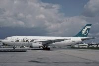 Photo: Air Afrique, Airbus A300-600, TU-TAG