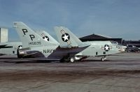 Photo: United States Navy, Vought F-8 Crusader, 145635