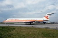 Photo: Surinam Airways, McDonnell Douglas MD-80, N107PY