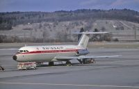 Photo: Swissair, BAC One-Eleven 300, G-ATPK