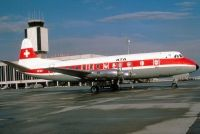 Photo: ATA Airlines, Vickers Viscount 800, HB-ILR