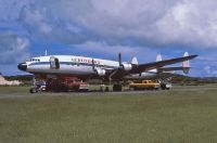 Photo: Aerotours, Lockheed Constellation, HI-228