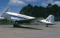 Photo: Air Zimbabwe, Douglas DC-3, VP-YNH